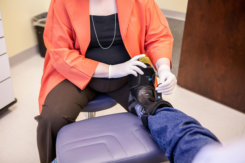 Diabetic Foot Care Ashburn VA