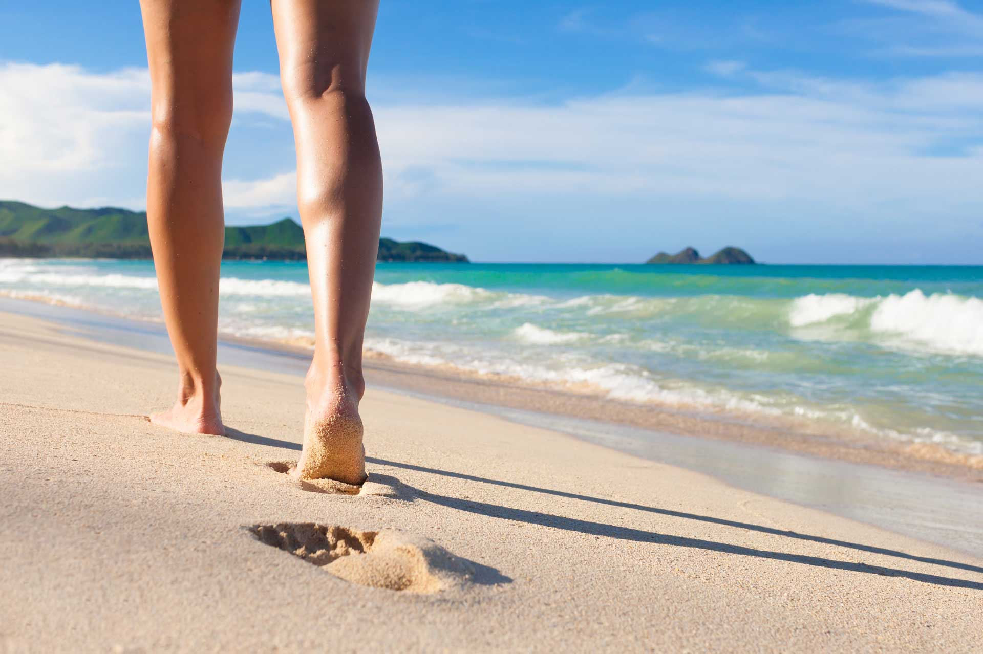 Beach-Walking-with-Shuman-Podiatry