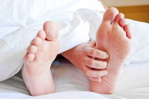 morning foot pain possible causes foot doctor near me in Loudoun County.jpg