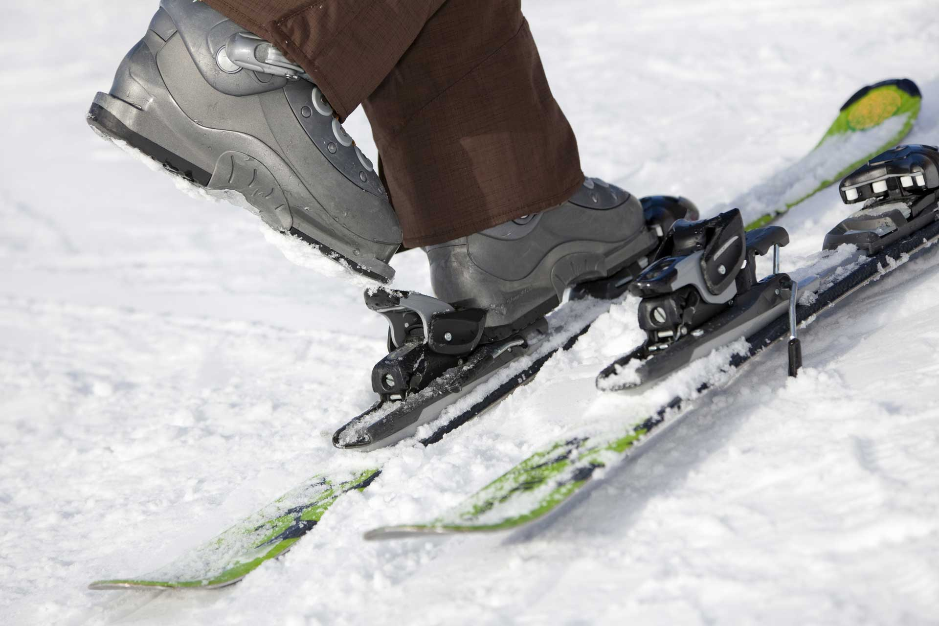 Proper Fitting Ski Boots with Custom Orthotics