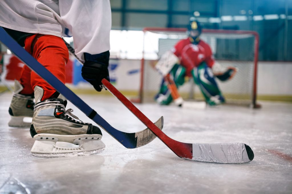 Orthotics for ice skates by Shuman Podiatry and Sports Medicine